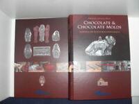 Schokolade & Schokoladenformen von Michael Lothar Wolf DEUTSCHE AUSGABE