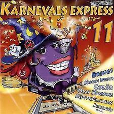 Karnevalsexpress 11 von Various Artists (2010)