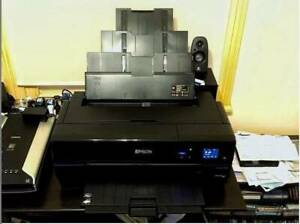 Epson Sure Color SC-P800 A2 size fine art and photography printer.