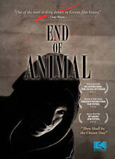 End of Animal (DVD, 2013)