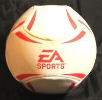 EA Sports Fußball Electronic Arts Junioren Freizeit Ball Größe 4 Weiß Rot