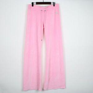 VICTORIA'S SECRET Velour PINK Lounge Pants MEDIUM