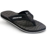 Mens Flip Flops Summer Beach Sandals Casual EVA Sole Thongs Slippers Flat Shoes
