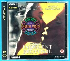 INDECENT PROPOSAL - PROPOSTA INDECENTE - DEMI MOORE - ROBERT REDFORD - VIDEO CD