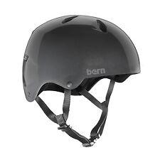 Bern Diablo Macon Jugendliche Jungen Eps Fahrrad Helm Skate Bmx Smok Grau S-M