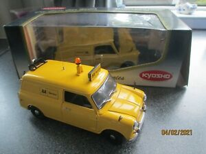 Kyosho Mini Van AA service 1;18 scale NO 08193A Mint and boxed- VERY RARE