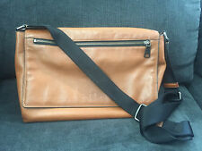 Coach Sullivan Messenger Bag in Sport Calf Leather