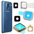 Lente camera vetro vetrino fotocamera posteriore per Samsung Galaxy S5 G900F Neo