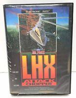 LHX Attack Chopper - Air Force (Sega Genesis) Game Cartridge in Box