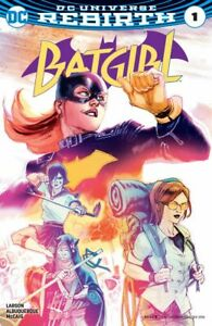 Batgirl - Rebirth (2016 - 2021) - Assorted Issues and Prices