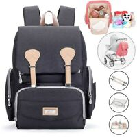 Mummy Backpack Maternity Baby Nappy Diaper Changing  Travel Bag  ~