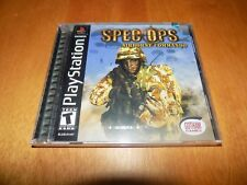 SPEC OPS AIRBORNE COMMANDO SONY PLAYSTATION 1 Combat Classic Game SEALED NEW