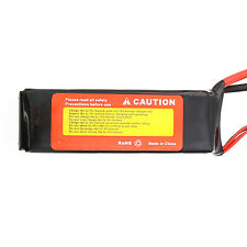 11.1V 3S 2200Mah 30C T Plug Lipo Battery For RC Hobby Model Helicopter Plane Car