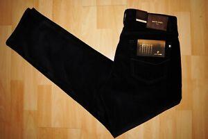 NEU  PIERRE  CARDIN  Kord  Stretch  Jeans  W35/32  Lyon modern fit  blau  Voyage