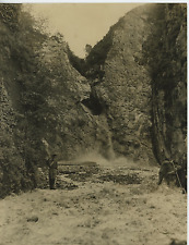 Marone Lago d'Iseo Vintage silver print Tirage argentique  18x24  Cir