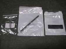 Craftsman 160833 chute hinge rod / 160832 spring / 161622 plastic clip KIT OEM