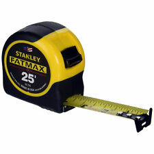 "STANLEY FATMAX 25' TAPE MEASURE #33-725  1 1/4""X25FT  FATMAX  BRAND NEW"