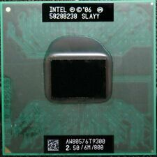 Intel Core 2 Duo T9300 2.5GHz 6MB 800 MHz Socket M,P PGA478 CPU Processor