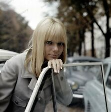 8x10 Print French Pop Singer France Gall 1968 #77687234