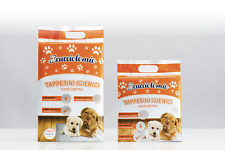160 Tappetini assorbenti per cani 60x60 basic cuccioli pannolini traverse cani
