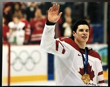 Sydney Crosby Team Canada Unsigned 8x10 Olympic Photo Pittsburgh Penguins