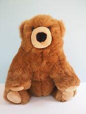 15 Inch Plump, Fuzzy Geoffery Toys R Us Brown Bear