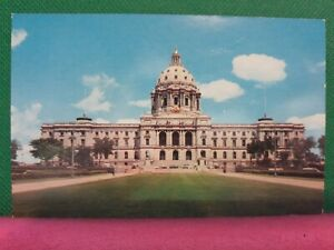 VTG PC State Capitol At Paul Minnesota  NP