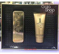 PACO RABANNE CONFEZIONE 1 ONE MILLION PROFUMO 100ML EDT + SHOWER GEL 100ML
