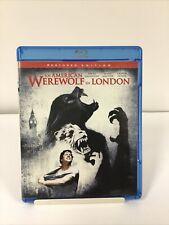 An American Werewolf In London - Restored Edition - Bluray Blu Ray