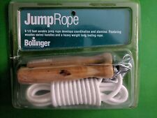 BOLLINGER 8 1/2' JUMP ROPE- NEW IN PACKAGE.