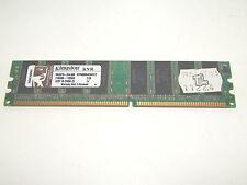 512mb Kingston kvr400x64c3a/512 ddr1/400 pc-3200 +++ Memoria Memory Ram