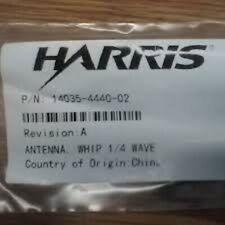 Harris Walkie Talkies & Two-Way Radios for sale   eBay