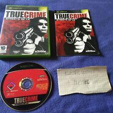 0316-True Crime Streets Of LA Xbox