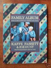 Family Album - More Glorious Knits For Children And Adults by Kaffe Fassett, Zoe