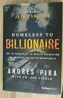 Homeless to Billionaire: The 18 Principles of Wealth Attraction and Creating Unl