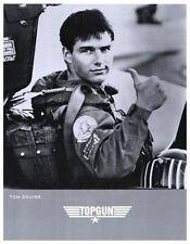 TOP GUN 24x36 poster TOM CRUISE VAL KILMER JERRY BRUCKHEIMER CLASSIC MOVIE ICON!