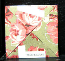 """Touche Amore / The Casket Lottery - Split 7"""" Mint- 7"""" RED Deathwish 2012 NSR081"""