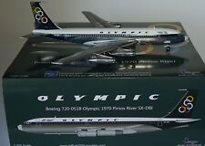 InFlight200 IF27200415P Boeing 720-051B Olympic SX-DBI in 1:200 Scale