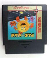 NES TENGEN Pac-Man (Nintendo Entertainment System, 1990) Cart Only Tested