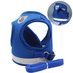 Breathable Dog Harness with Leash