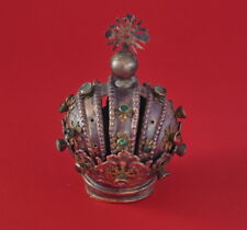Krone für eine Madonna / Maria / Heiligenfigur - 18. Jahrhundert  (# 9385 )