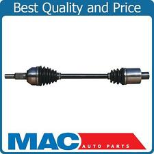 CV Axle Half Drive Shaft New Front Driver Left Side For Cadillac CTS SRX STS AWD