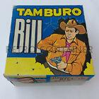 Vintage Toys Tamburo Bill Made in Italy AMB Bologna Anni 60/70 Tamburello Tex