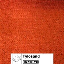 IKEA Tylösand Bezug für die Recamiere links in Everöd orange 001.058.70