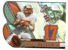 2004  Press Pass Big Numbers Phillip Rivers