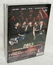 FTISLAND 2013 6th Anniversary Live in Seoul Taiwan 2DVD+Calendar (Chinese-Sub.)