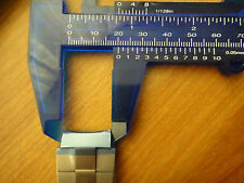 Tissot t-touch T-Trekking Titanium bracelet band strap T001.520 A ,NEW 20mm