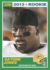 Rookie Score Green Bay Packers Original Football Cards
