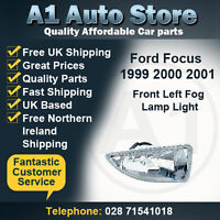 Ford Focus 1999 2000 2001 Front Left Fog Lamp Light Brand New Quick Despatch!