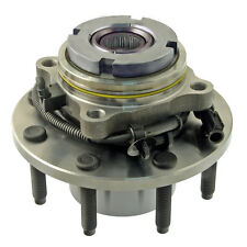 Wheel Bearing and Hub Assembly Front Precision Automotive 515020